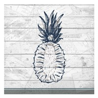 Country Pineapple 2 Fine Art Print