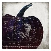Celestial Pumpkin 1 Fine Art Print