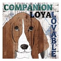 Companion 1 Fine Art Print