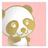 Pink Panda 1 Fine Art Print