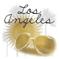 Los Angeles Fine Art Print