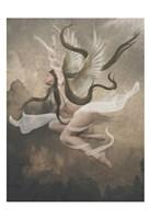 Winged Fairie IV Fine Art Print