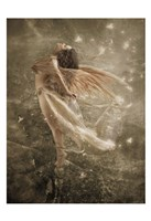 Winged Fairie I Fine Art Print