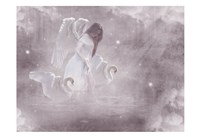 Winged Fairie III Fine Art Print