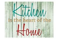 Heart Of The Kitchen Fine Art Print