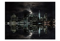 Full Moon NYC Fine Art Print