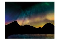 Borealis Dreams 1 Fine Art Print