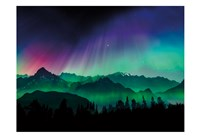 Borealis Dreams 7 Fine Art Print