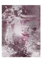 Plum Explosion 1 Fine Art Print