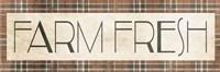 Farm Fresh Mute Fine Art Print