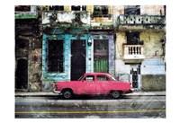 Parked In Havan Fine Art Print