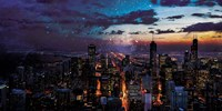 Chicago Skyline Fine Art Print