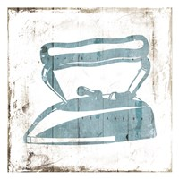 Iron Laundry Fine Art Print