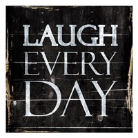 Laugh Fine Art Print