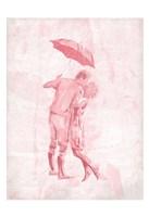 Kiss In The Blush Fine Art Print