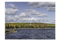 Lake View Fine Art Print