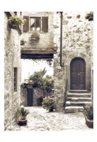 Courtyard Fine Art Print