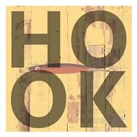 Hook Fine Art Print