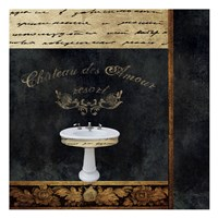 Sink-Notes Fine Art Print