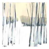 Winter Woods II Fine Art Print