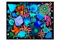 Night Garden Fine Art Print