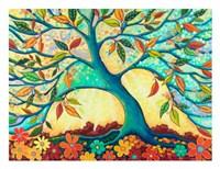 Tree Splendor I Fine Art Print