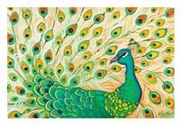 Pretty Pretty Peacock Fine Art Print