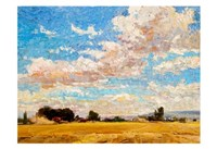 August Harvest Fine Art Print