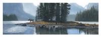 Spirit Island Moose Fine Art Print