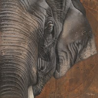 The Gentlest Giant Fine Art Print