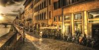 Florence Rain Fine Art Print