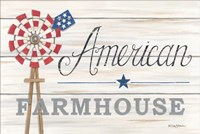 American Farmhouse Fine Art Print