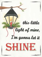 Let It Shine Fine Art Print