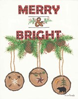 Merry & Bright Fine Art Print