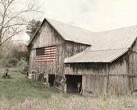 The American Farmer Fine Art Print