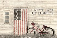 Sweet Land of Liberty Fine Art Print