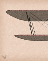 Airplane Panorama 1 Fine Art Print