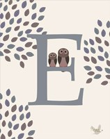Owl Tree 4 Fine Art Print
