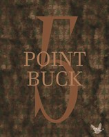 Woodland Buck 2 Fine Art Print