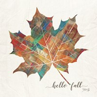 Hello Fall Fine Art Print