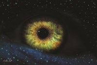 The Eye Fine Art Print