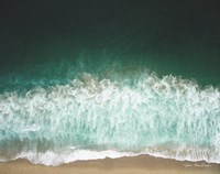 The Waves and the Sea Fine Art Print