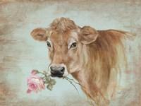 Miss Moo Fine Art Print