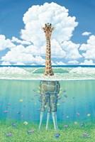 Rising Sea Fine Art Print