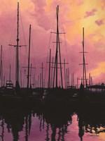 Harbor Glow Fine Art Print