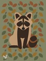 Woodland Leaves 2 Fine Art Print