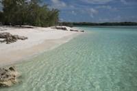 Picard Island White Sand Beach, Seychelles Fine Art Print