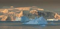 Iceberg, Antarctica Fine Art Print