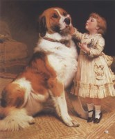 Trust, 1888 Fine Art Print
