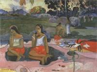 Nave Nave Moe (The Sacred Spring Sweet Dreams) Fine Art Print